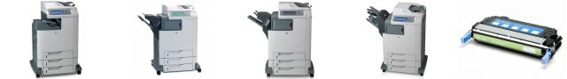 HP Color LaserJet CM4730 - повторяющиеся дефекты изображения