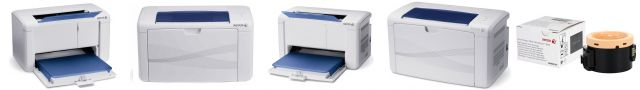 Xerox WorkCentre 3040B - повторяющиеся дефекты изображения